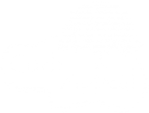 NC Curb Appeal Official Logo (White)